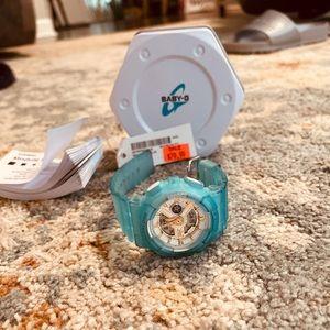 Baby G shock Watch